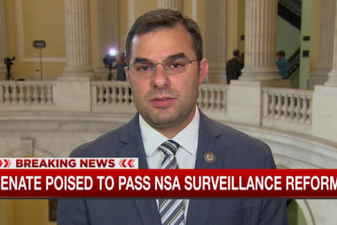 NSA surveillance reform gets bipartisan...