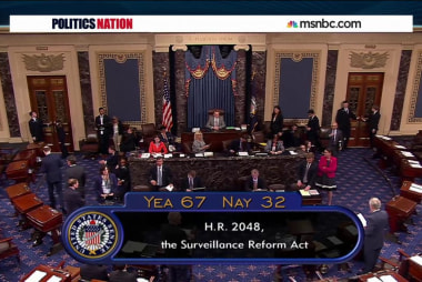 Senate passes 'USA Freedom Act'