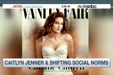 Caitlyn Jenner and shifting social norms