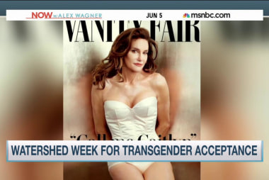 A huge week for transgender acceptance