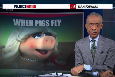 Going 'hog wild' over Miss Piggy's feminism