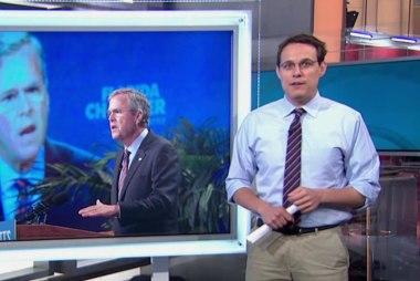 Primary calendar poses problems for Jeb Bush