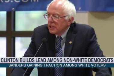 What's the secret to Bernie Sanders' success?