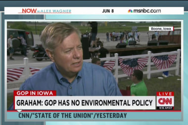 Can Lindsey Graham win over the GOP?