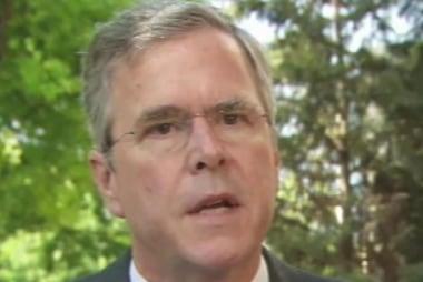 Jeb Bush's pre-campaign fizzles