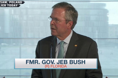 Jeb Bush's record comes back to haunt him