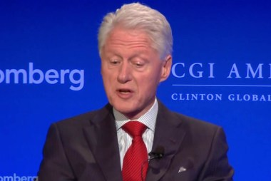 Bill Clinton speaks out on 2016 campaign role