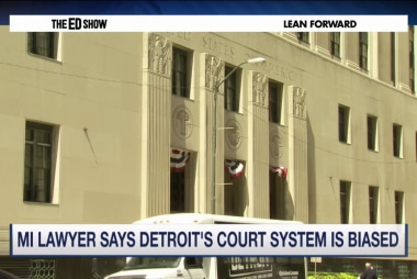 Detroit's civil jury pool biased,  says...