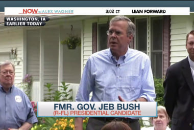 Bush backs 'comprehensive immigration reform'