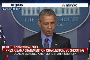 2016 candidates react to Charleston shooting