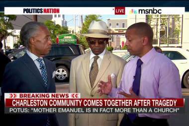Emanuel AME's legacy in Charleston