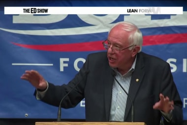 Sanders draws huge crowd in Denver