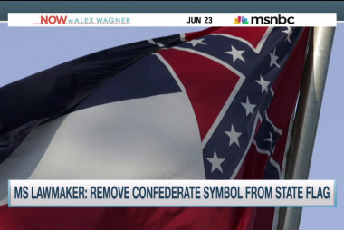 Calls to remove Confederate symbol across...