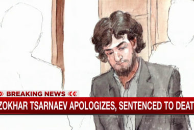 Boston Bomber breaks 2 year silence