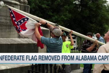 Confederate flags removed across the country
