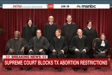 Supreme Court blocks TX abortion restrictions