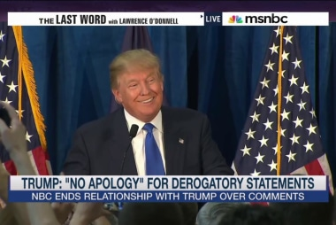 Trump: 'No apology' for immigration remarks