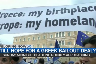 Is there still hope for a Greek bailout deal?