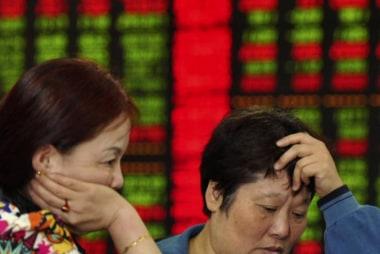 Big trouble in big China