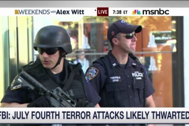 Fears of ISIS attacks in the U.S. continue