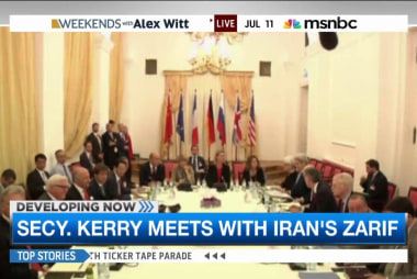 Iran talks again in overtime