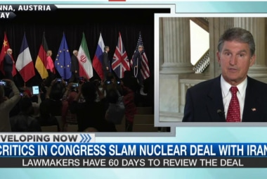 Critics in Congress slam Iran nuclear deal