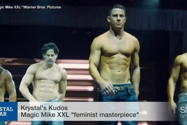 Magic Mike XXL: 'Feminist masterpiece'