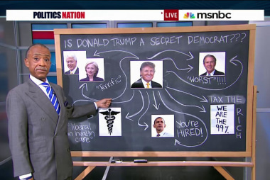 Donald Trump: a secret Democrat?