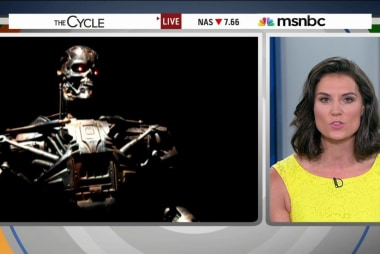 Are robots taking over the 2016 race?