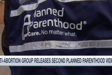 Planned Parenthood decries 'Smear Video'