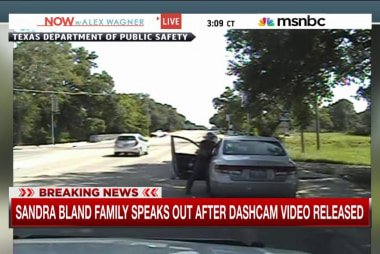 Sandra Bland's sister: Cop was picking on her