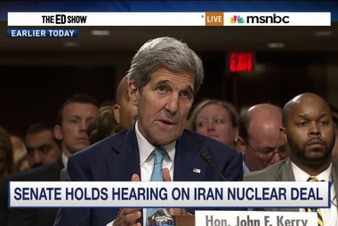 Debate over Iran accord escalates