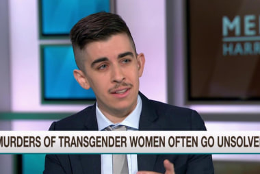 Pushing for equality for transgender people