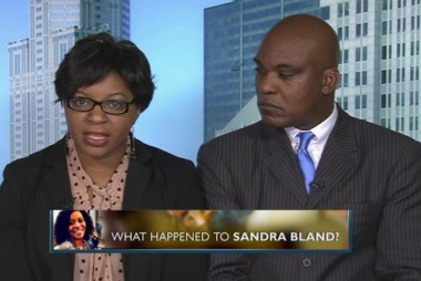 Bland's sister: I do not trust the...
