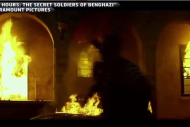 Trailer for new Benghazi movie released