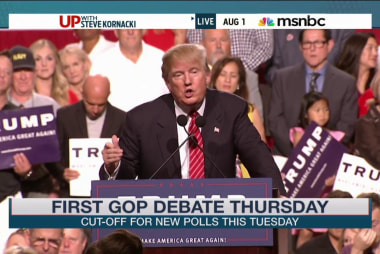 How will Trump fare in GOP debate?