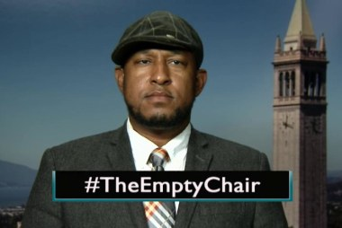 #TheEmptyChair prompts conversation on...