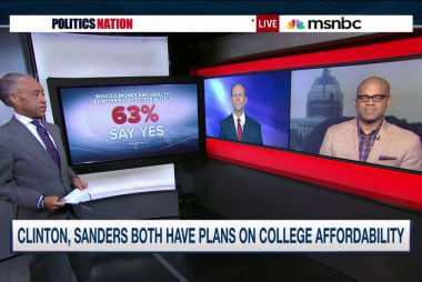 Sen. Paul's vs. Clinton on income inequality