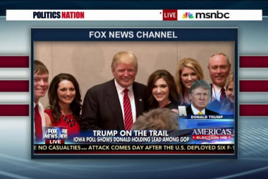Trump, Fox and friends