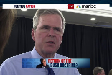 Jeb Bush criticizes Obama & Clinton over Iraq
