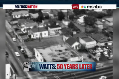 LA's Watts Riots: 50 years later