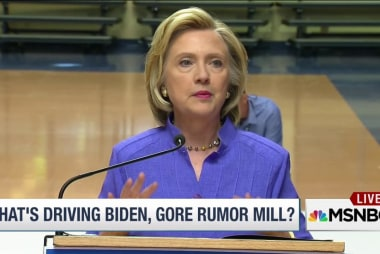 What's driving the Biden/Gore rumor mill?