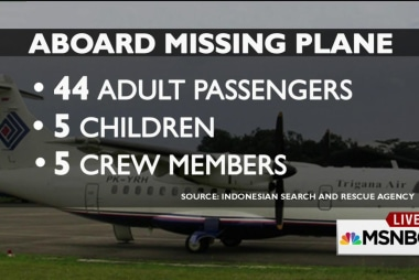 Report: Missing Indonesian plane found