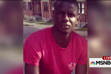 Case surrounding Freddie Gray's death...