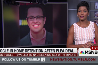 Jared Fogle in home detention following...