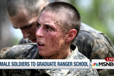 US Army promotes women to army rangers