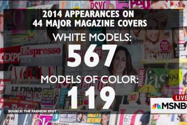 How black women are tokenized in magazines