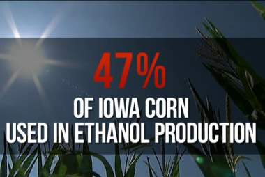 Ethanol is King in Iowa