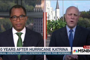 Mayor Landrieu on moving forward in NOLA