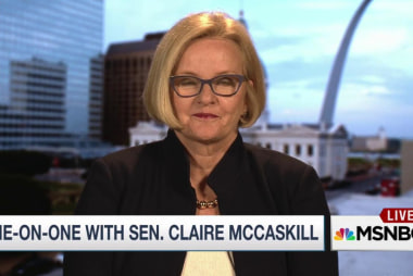One-on-one with Sen. Claire McCaskill